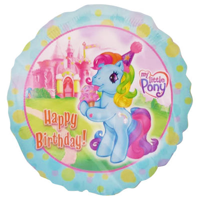 17″ MY LITTLE PONY HAPPY BIRTHDAY