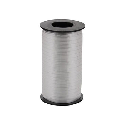 CURLING RIBBON - SILVER