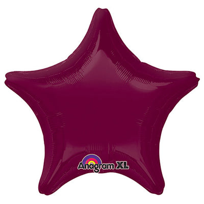 19″ STAR - BERRY