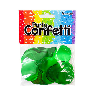CHROME CONFETTI - GREEN