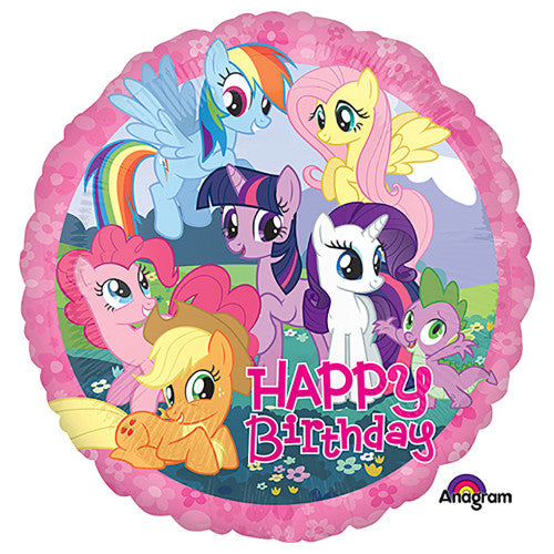 18″ MY LITTLE PONY BIRTHDAY
