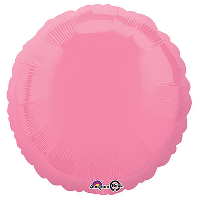 18″ CIRCLE - BRIGHT BUBBLE GUM PINK