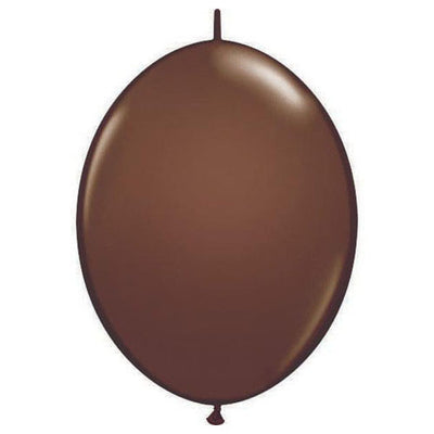 6″ QUICKLINK - CHOCOLATE BROWN