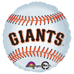 18″ MLB SAN FRANCISCO GIANTS BASEBALL TEAM