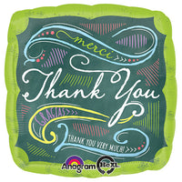 18″ CHALKBOARD THANK YOU