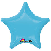19″ STAR - CARIBBEAN BLUE