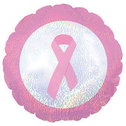17″ BREAST CANCER DAZZELOON