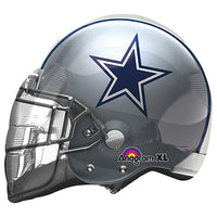 21″ NFL DALLAS COWBOYS FOOTBALL HELMET