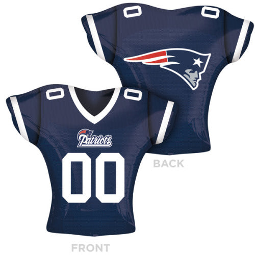 24″ NFL NEW ENGLAND PATRIOTS FOOTBALL JERSEY