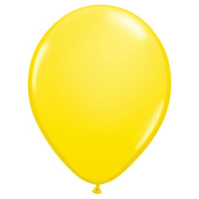11″ QUALATEX YELLOW