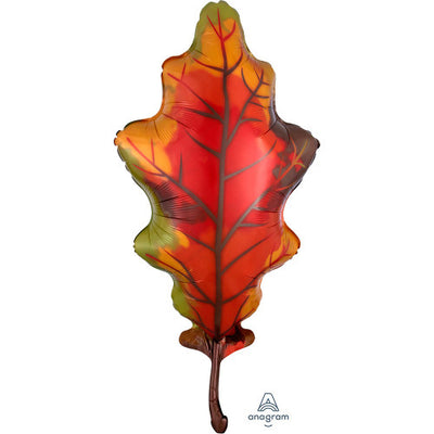 42″ FALL OAK LEAF