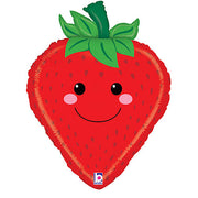 "26"" PRODUCE PALS - STRAWBERRY"
