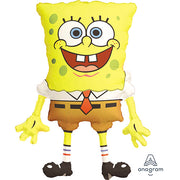28″ SPONGEBOB SQUAREPANTS SUPERSHAPE