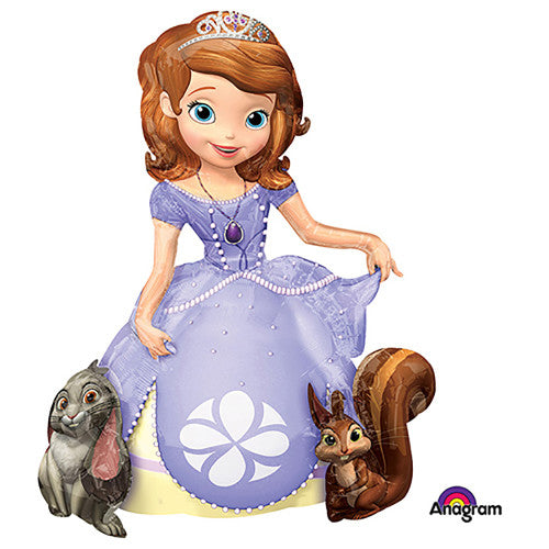 48″ SOFIA THE FIRST AIRWALKERS