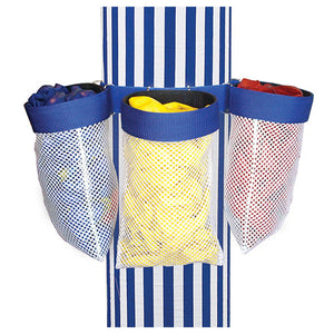 3-POCKET BALLOON CADDY
