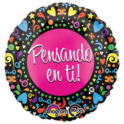 18″ PENSANDO EN TI (SPANISH THINKING OF YOU)