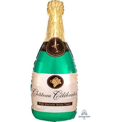 36″ CHAMPAGNE BOTTLE