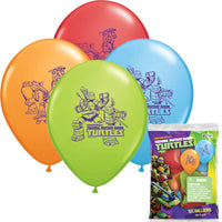 12″ TEENAGE MUTANT NINJA TURTLES (6 PK)