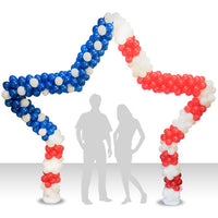 STAR FRAME BALLOON ARCH KIT