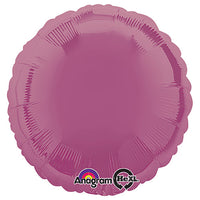 18″ CIRCLE - METALLIC LAVENDER