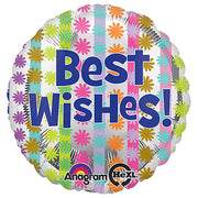 18″ BRIGHT BEST WISHES
