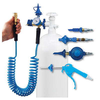 10FT EXTENSION HOSE INFLATOR COMBO