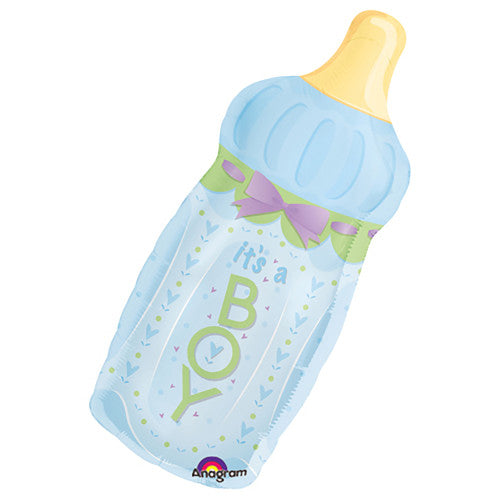 31″ IT'S A BOY BABY BOTTLE