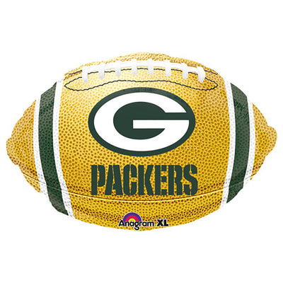 17″ NFL GREEN BAY PACKERS FOOTBALL TEAM COLORS