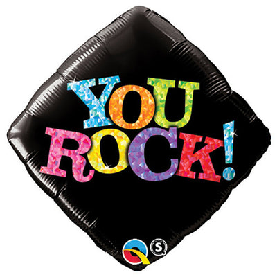 18″ YOU ROCK! - BLACK