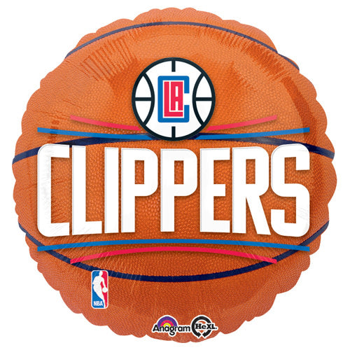 18″ NBA LA CLIPPERS BASKETBALL