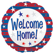 17″ WELCOME HOME RED/ WHITE/ BLUE