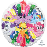 17″ MY LITTLE PONY GANG