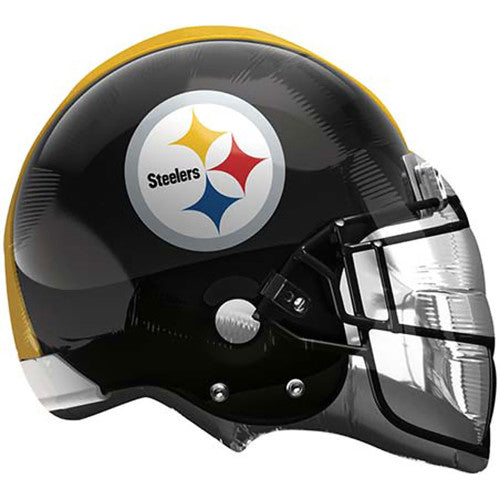 21″ NFL PITTSBURGH STEELERS FOOTBALL HELMET
