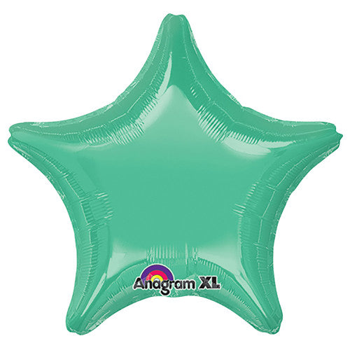 19″ STAR - WINTERGREEN