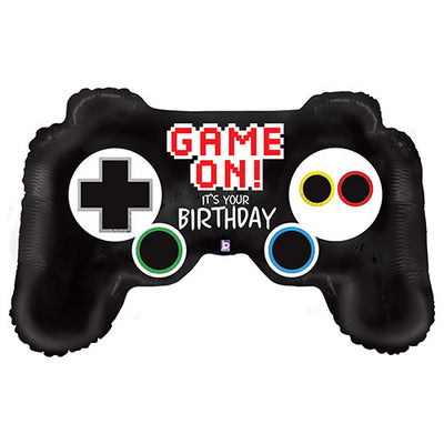36″ GAME CONTROLLER BIRTHDAY