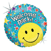 18″ WELCOME BACK SMILEY