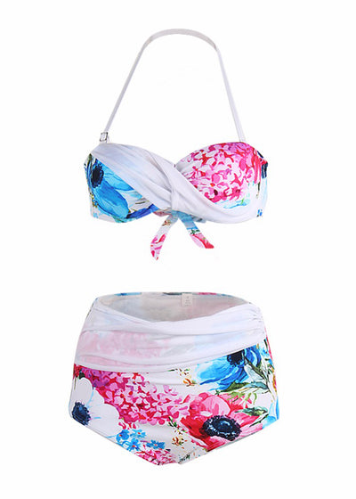 Sofia Digital Printed Bikini set