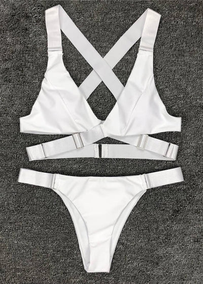 Zaniyah Push Up Two-Piece Swimwear