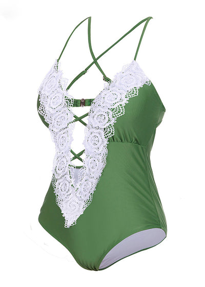 Samantha Lace Swimsuit