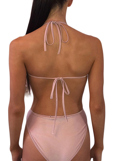 Isabelle Backless Swimsuit