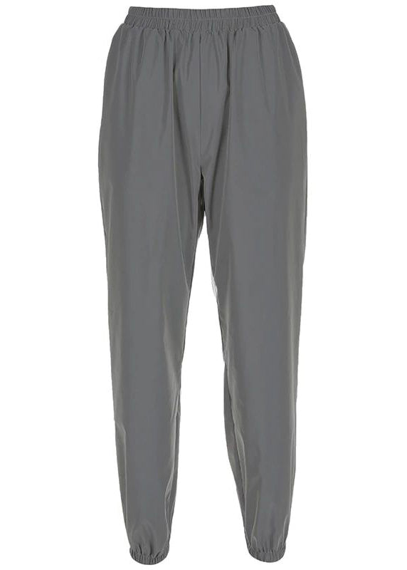 Plus Size Reflective Hippie Sweatpant