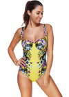 Khloe Floral Swimsuit