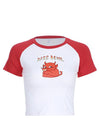 Devil Print Short Sleeve T-Shirt