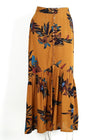Anaisha Floral Print Long Skirt