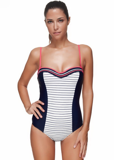 Hadley Patchwork Swimsuit