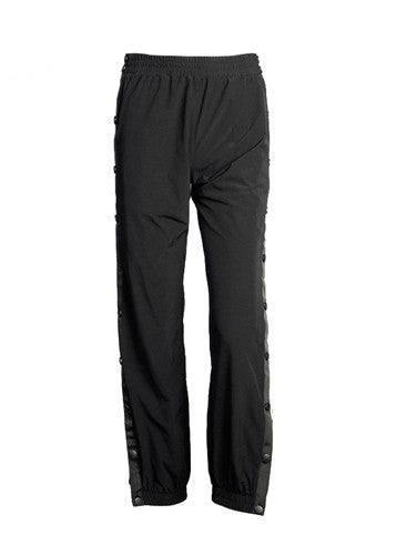 Punk Rock Side Button Split Cargo Pant