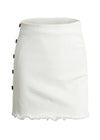 Califia Zipper Streetwear Skirt