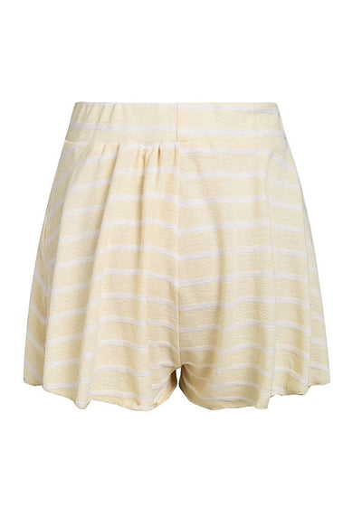 Kaiya Vintage Knitted Striped Skirt