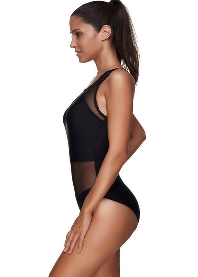 Sadie Mesh Swimsuit