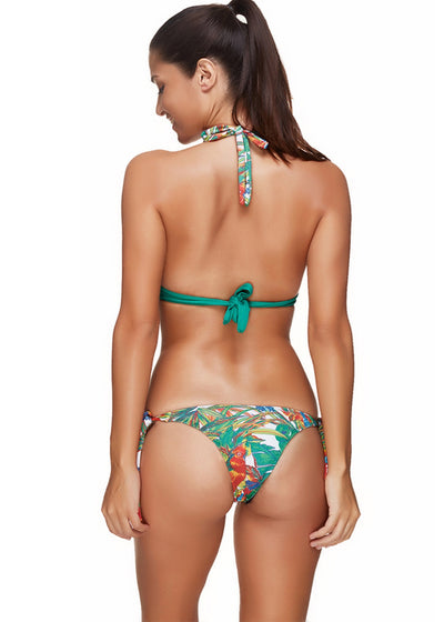 Bailey Halter Push Up Swimsuit
